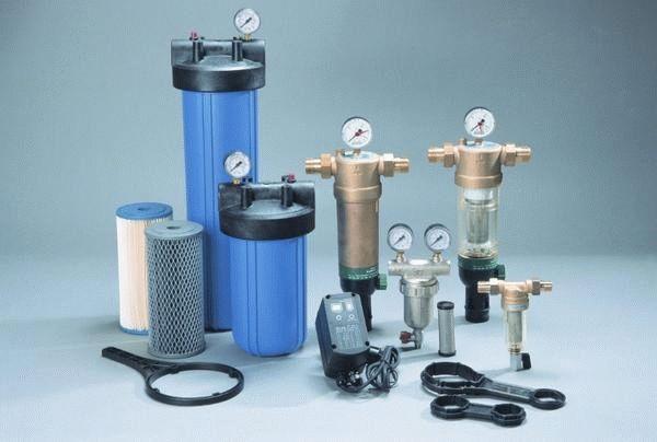 Фильтры для колодезной воды для дачи