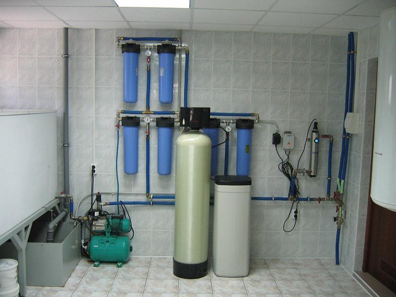 Фильтрация для скважины