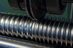 Производство железных труб