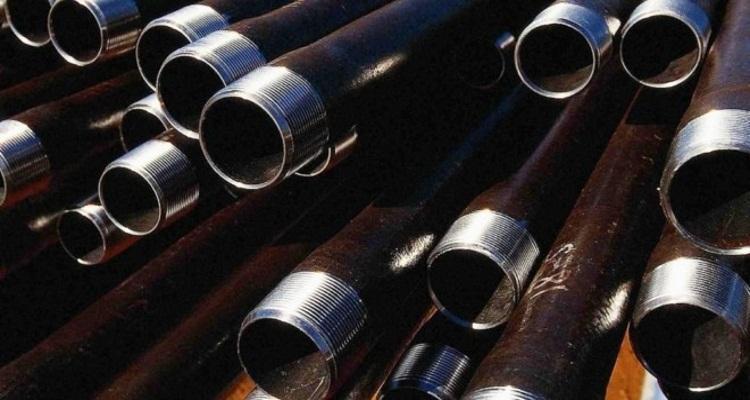 Применение стальных труб при бурении