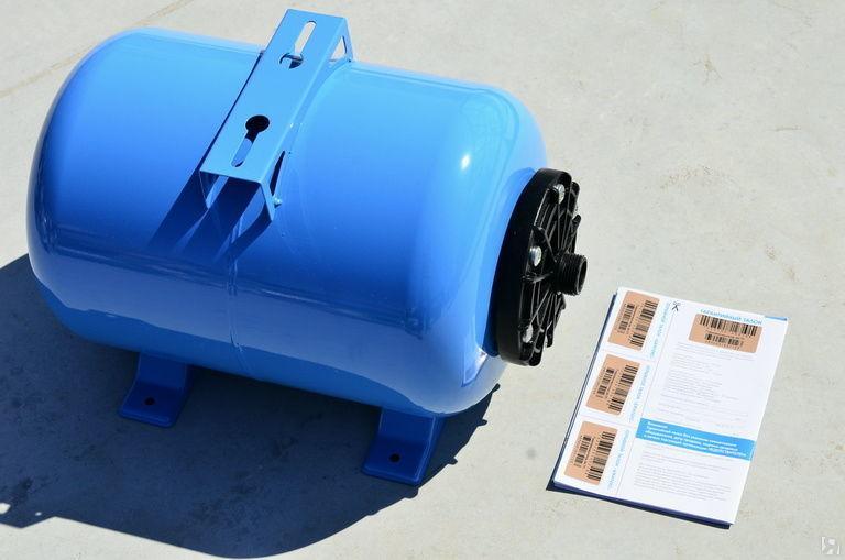Гидроаккумялатор для водоснабжения