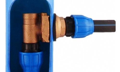 Использование скважинного адаптера