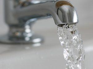 Подача воды рывками