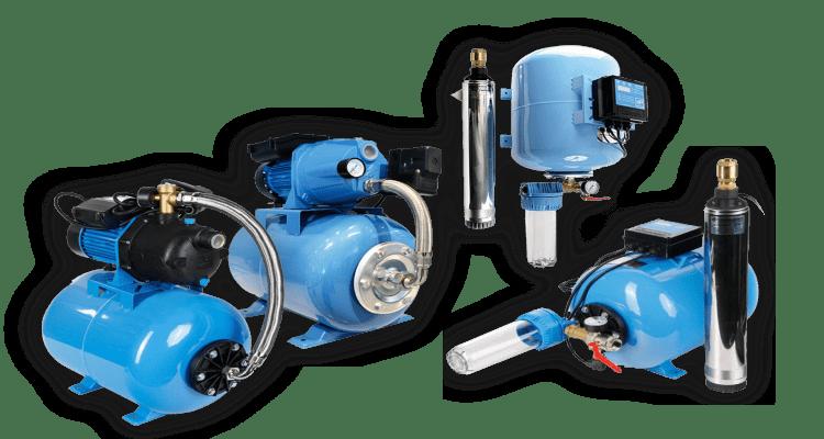 Насосная станция для водоснабжения дома: устройство и характеристики, правила выбора и рейтинг лучших моделей