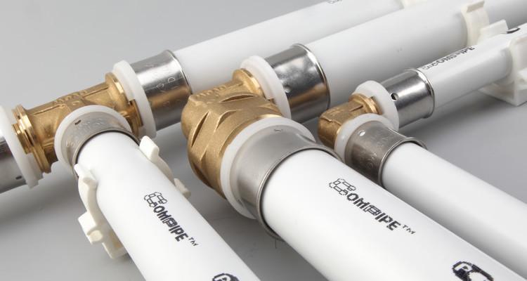 Металлопластиковые трубы разного диаметра