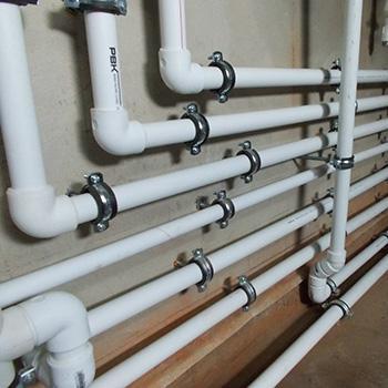 Водопровода из полипропиленовых труб