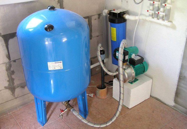 Необходимость гидроаккумулятора в своем доме для водоснабжения
