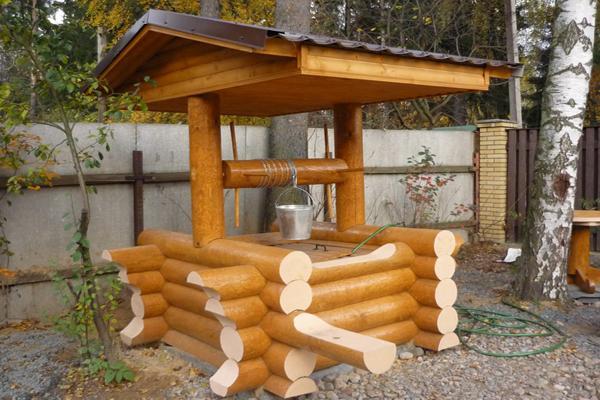 Строительство колодцев на даче