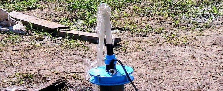 Достоинства и недостатки артезианской скважины на воду