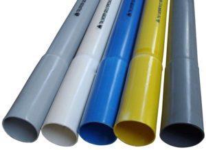 Характеристики труб ПВХ для водопровода