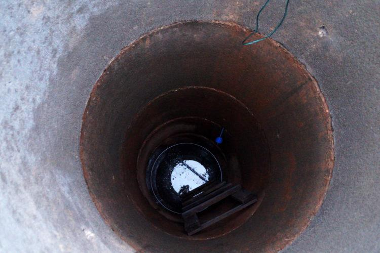 Причины понижения уровня воды в колодце