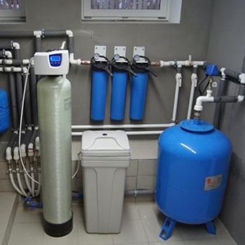 Оборудование для водоснабжения для частного дома