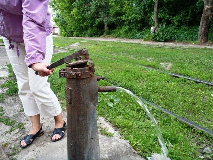Водяной насос для загородного дома