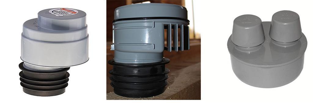 Вакуумные клапаны для канализации