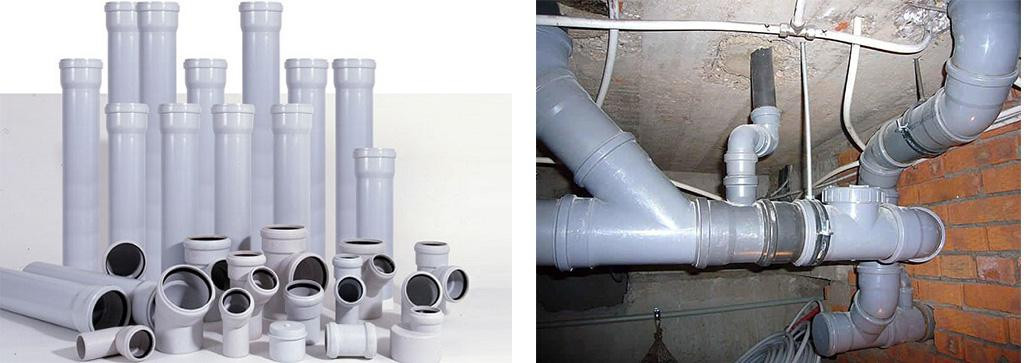 ППР трубы для канализации