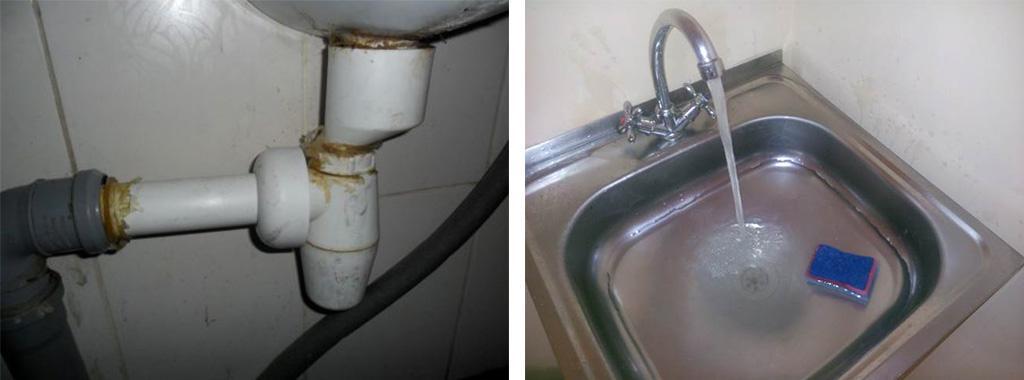 Причины неприятного запаха в квартире