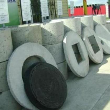 Подбор бетонных колец