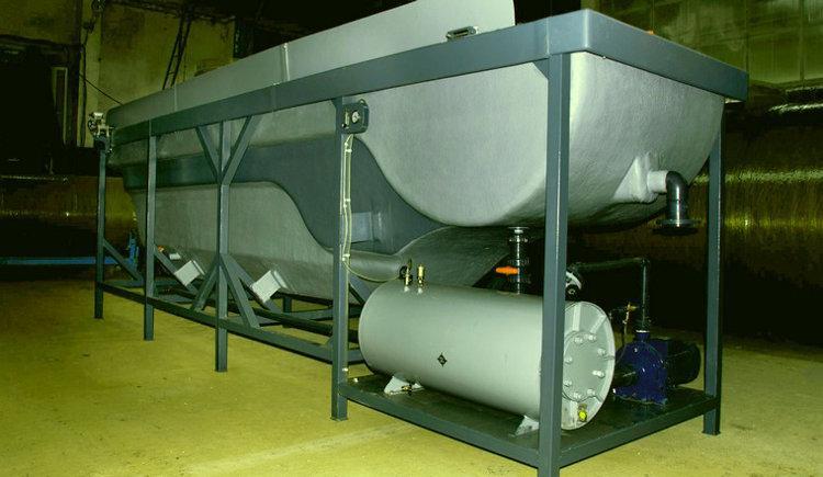 Флотаторы для очистки сточных вод