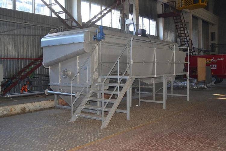 Флотаторы для сточных вод