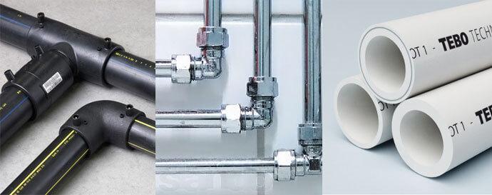 Диаметр трубы выбрать для водоснабжения в частном доме
