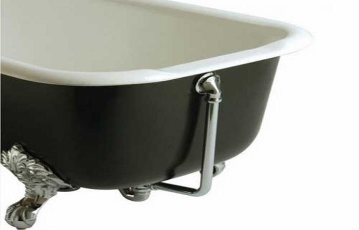 Сифон для ванны с переливом