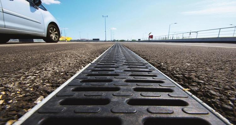 Линейная ливневая магистраль