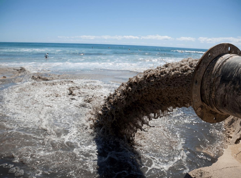 Загрязнение сточных вод