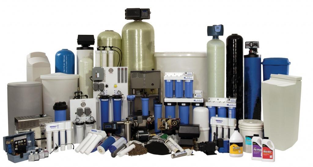Водоочистка и водоподготовка от компании Водоэксперт