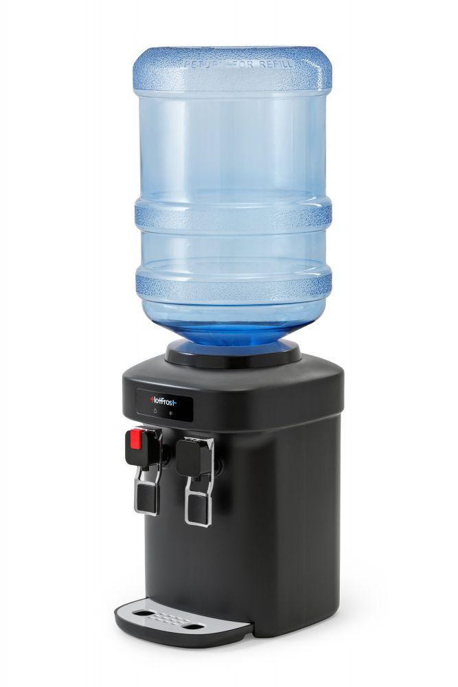 Приобретение кулера для воды в магазине № 1