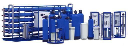 Поставка оборудования для систем водоподготовки
