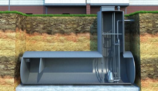 Простое решение подачи воды и отвода канализации