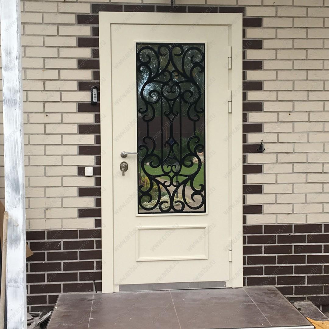 Металлические двери на заказ в Санкт-Петербурге от компании «АНБС»