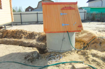 Дачный водопровод: система водоснабжения из колодца