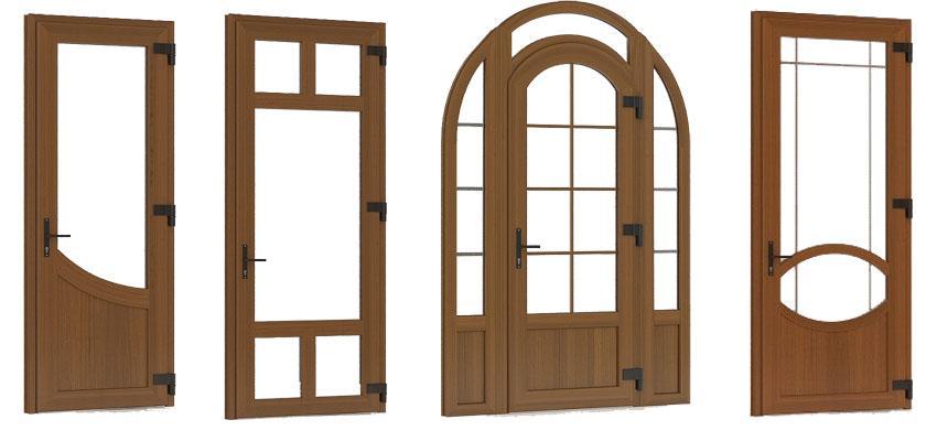 Преимущества и недостатки металлопластиковых входных дверей