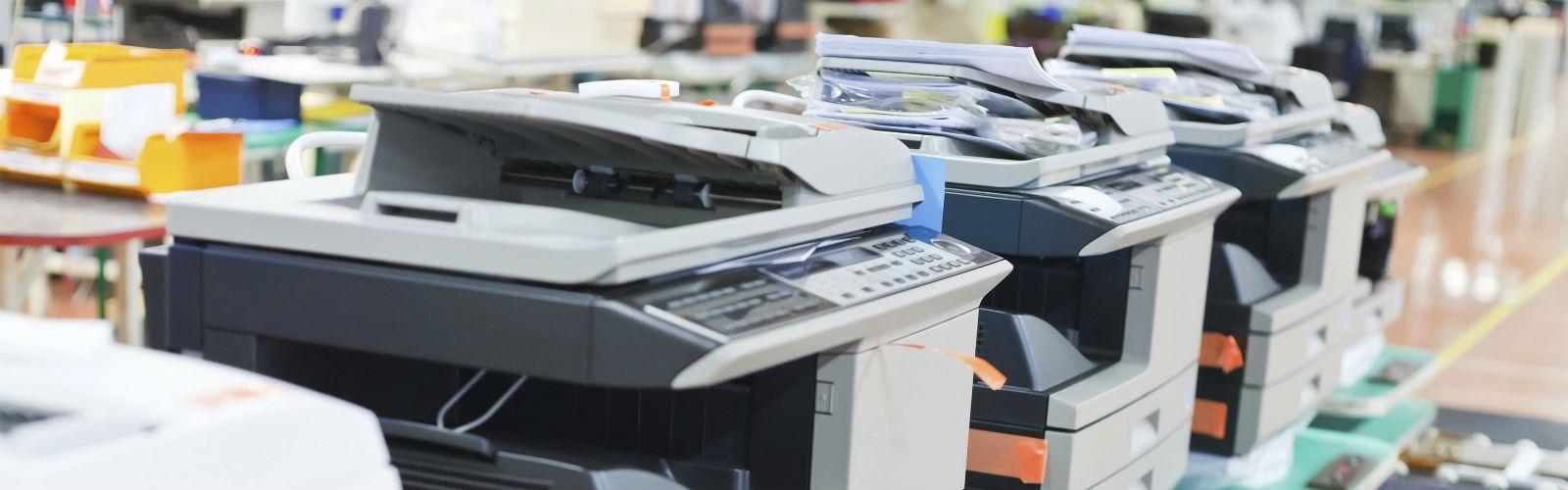 Обслуживание принтеров, сервисное и гарантийное