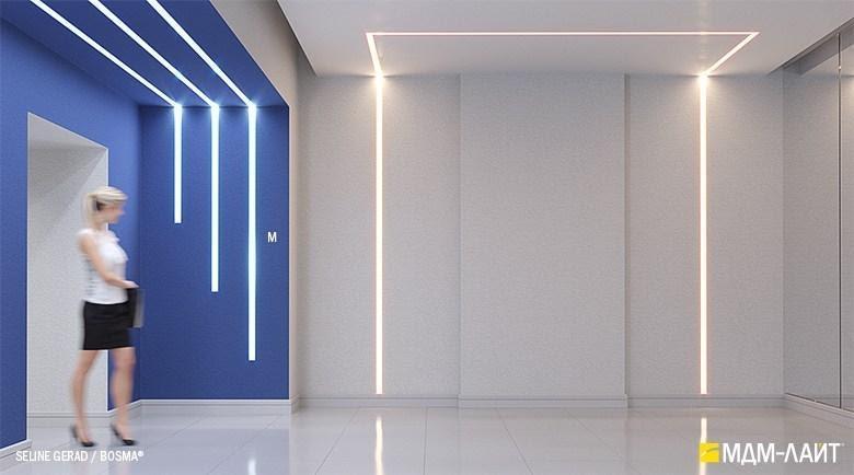 Линейные светильники: какие бывают и где применяют