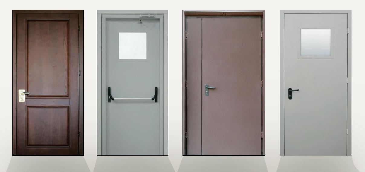 Противопожарные двери как один из основных способов защиты