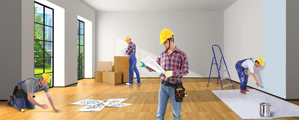 От чего зависит стоимость ремонтных работ в помещении?